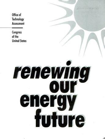 Renewing Our Energy Future PDF