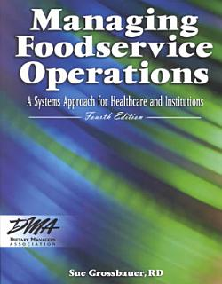 Managing Foodservice Operations Book