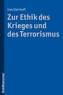 Zur Ethik des Krieges und des Terrorismus PDF
