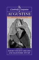The Cambridge Companion to Augustine PDF