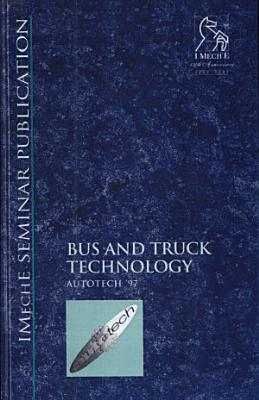 Bus and Truck Technology PDF