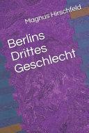Berlins Drittes Geschlecht PDF