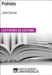 Poésies de John Donne: Les Fiches de lecture d'Universalis