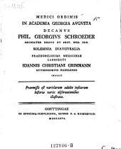 Variolarum adulto insitarum historia variis observationibus illustrata