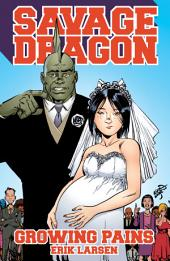 Savage Dragon - Growing Pains