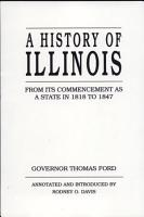A History of Illinois PDF