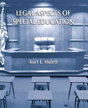 Legal Aspects of Special Education Book