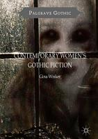 Contemporary Women s Gothic Fiction PDF