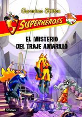 El misterio del traje amarillo: Superhéroes 6
