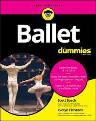 Ballet For Dummies Book PDF