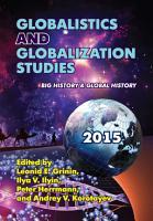 Globalistics and Globalization Studies PDF