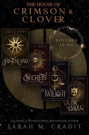 The House of Crimson   Clover Boxed Set Volumes IX XII
