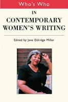 Who s Who in Contemporary Women s Writing PDF