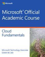 Exam 98 369 MTA Cloud Fundamentals PDF
