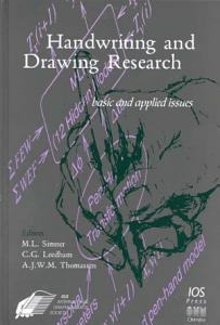 Handwriting and Drawing Research Book