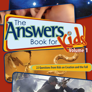 The Answers Book for Kids Volume 1 PDF