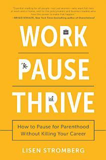 Work PAUSE Thrive Book