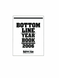 Bottom Line Year Book 2006 Book PDF