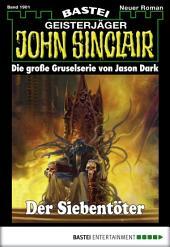 John Sinclair - Folge 1901: Der Siebentöter