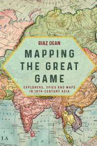 Mapping the Great Game Book