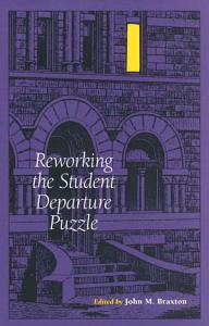 Reworking the Student Departure Puzzle Book