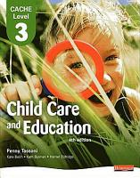 Child Care and Education Level 3 PDF