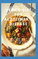 Vegan Diet for Alzheimer's Disease