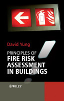 Principles of Fire Risk Assessment in Buildings PDF