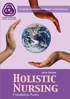 Holistic Nursing PDF