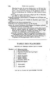 Annales des sciences naturelles: Zoologie, Volume4