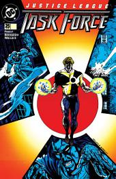 Justice League Task Force (1993-) #25