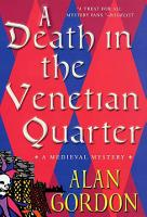 A Death in the Venetian Quarter PDF
