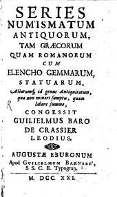 Series numismatum antiquorum