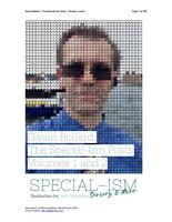 The Special Ism Posts  Volumes 1 and 2  PDF
