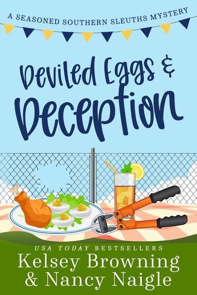 Download Deviled Eggs and Deception Book