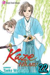 Kaze Hikaru: Volume 22