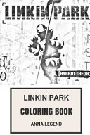 Linkin Park Coloring Book PDF