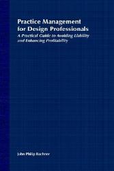 Practice Management For Design Professionals Book PDF