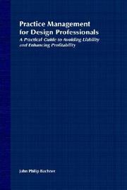 Practice Management For Design Professionals