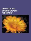 Co Operative Commonwealth Federation