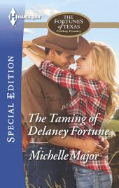 The Taming of Delaney Fortune