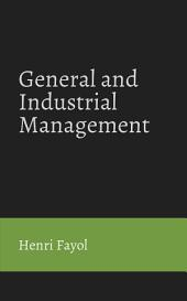General and Industrial Management