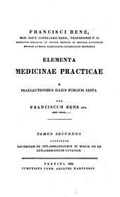 Elementa medicinae practicae: Volume 2