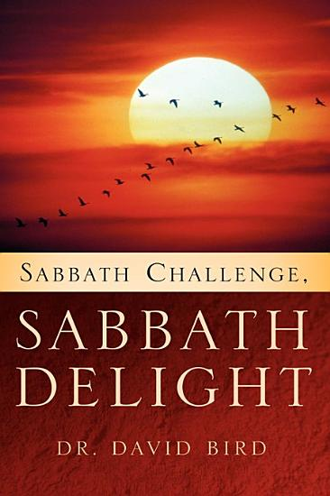 Sabbath Challenge  Sabbath Delight PDF