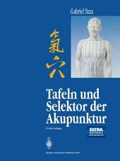 Tafeln und Selektor der Akupunktur: Ausgabe 5