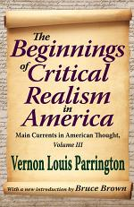 The Beginnings of Critical Realism in America