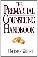 The Premarital Counseling Handbook PDF