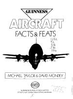 Guinness Aircraft Facts & Feats