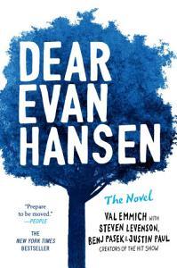 Dear Evan Hansen  The Novel Book