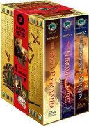 The Kane Chronicles Hardcover Boxed Set PDF